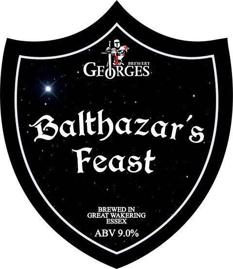 Gift Pack 3 x 330ml Balthazar's Feast 9.0%